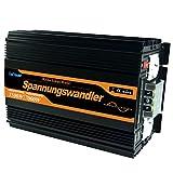 EDECOA convertisseur 12v 220v convertisseur pur sinus 3500w onde sinusoïdale pure power inverter