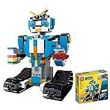 LoKauf Roboter Bausatz Ferngesteuerter Roboter Puzzle 3D Baustein Spielzeug für Kinder und Erwachsene