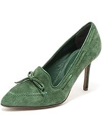 SERGIO ROSSI 49079 Decollete Donna Verde Women Scarpa Shoes 1d5f717e1d9