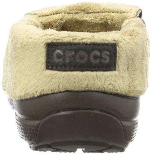 crocs Blitzen Convertible Unisex-Erwachsene Clogs Braun (Espresso)