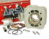 Zylinderkit 50ccm AIRSAL T6 für Speedfight 2 50cc, Squab, SV, TKR, Trekker, Vivacity
