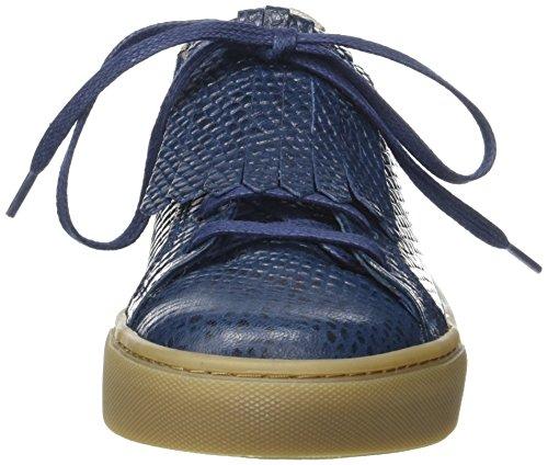 Bensimon Women Tennis Chic Flat Blue (blu Navy)