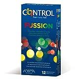 Control Sex Senses Fussion Preservativi Maschili - 12 Pezzi