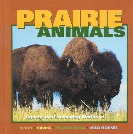 Prairie Animals: Bison, Hawks, Prairie Dogs, Wild Horses (Explore the Fascinating Worlds Of...) (Our Wild World) par Cherie Winner