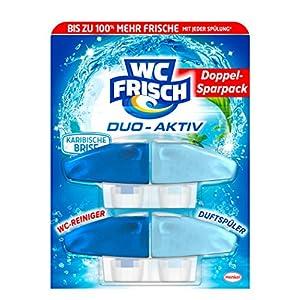 WC Frisch Duo Aktiv Duftspüler Frische Brise Nachfüllpack