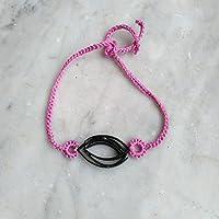ONDE bracelet light pink
