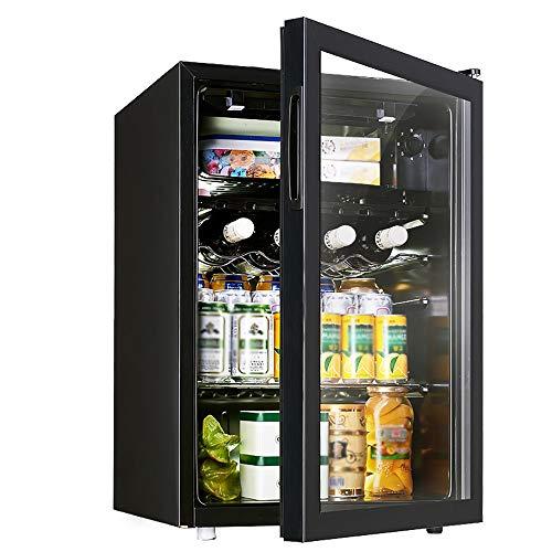 JB-Mini neveras Refrigerador De 80 litros