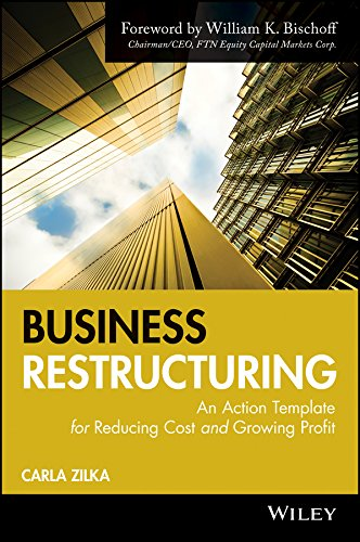 Business Restructuring: An Action Template for Reducing Cost and Growing Profit por Carla Zilka