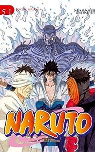 Naruto nº 51/72 par Masashi Kishimoto