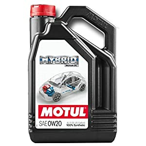 Moteurs hybrides à huile lubrifiante HYBRID 0W20 4L — HIBRIDOS – TOYOTA – MAZDA – HONDA pas cher