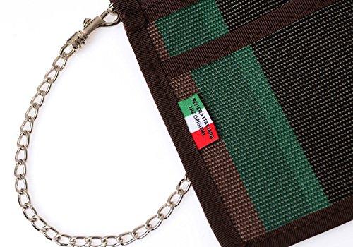 Borsa moda Brandina, Double Molara/Verde