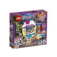 Lego Olivia's Cupcake Café Building Sets, Multicolored, H 13 cm x W 19 cm x D 11 cm, 41366