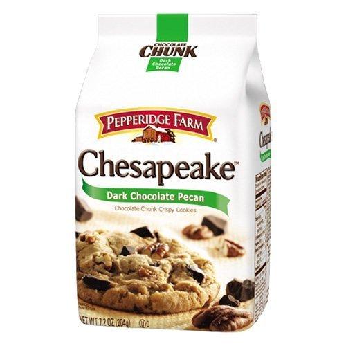 pepperidge-farm-chesapeake-chocolate-chunk-dark-chocolate-pecan-crisp-cookies-72-oz-by-pepperidge-fa