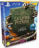 Wonderbook : Book Of Potions + Wonderbook + Pack Découverte Move