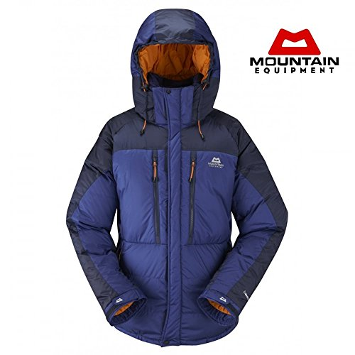 Mountain Equipment Annapurna Jacket Men - Hochwertige Daunenjacke Kobaltblau