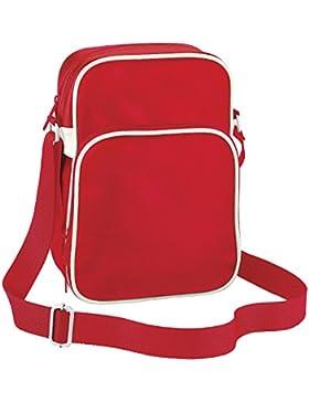 Bagbase Flugzeug-Tasche / Schultertasche, 4 Liter
