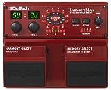 DigiTech Harmony Man HM2 Pédale d'effet pour Guitare Rouge