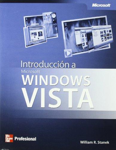 INTRODUCCION A WINDOWS VISTA