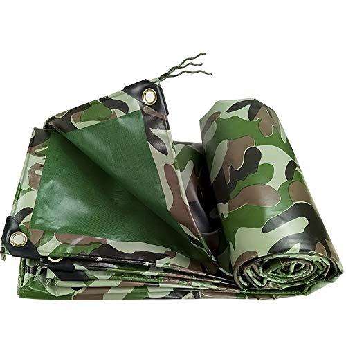 Lona- Camuflaje Impermeable de PVC, Cubierta de lámina de Suelo de 450...