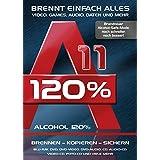 Alcohol 120% 11 - Brennt und Kopiert einfach alles - Videos, Games, Audio, Daten und Mehr