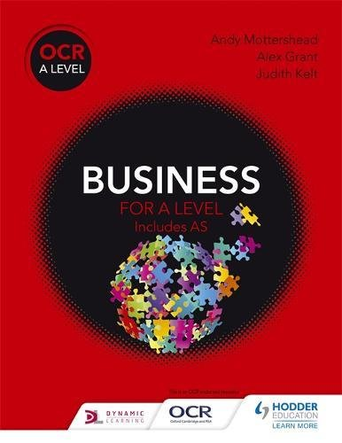 OCR Business for A Level