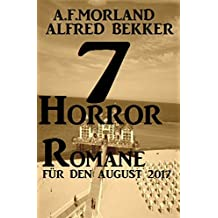 7 Horror-Romane für den August 2017