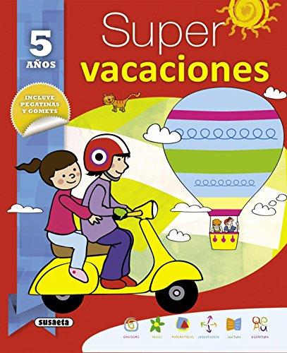 Super vacaciones 5 años por M. Luisa García