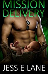 Mission Delivery (Ex Ops Series) by Jessie Lane (2014-12-31)
