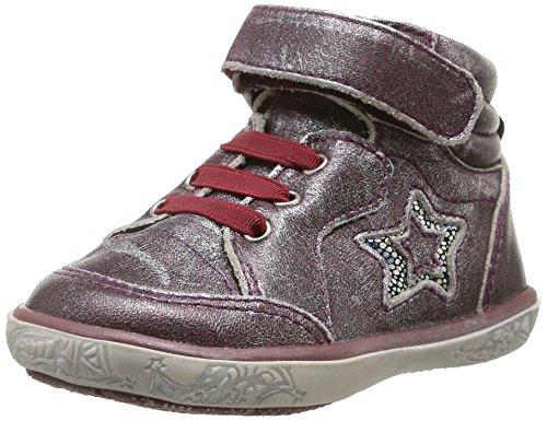 Noël Mini Alien, Chaussures premiers pas bébé fille Rose (77)