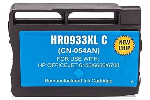 Cartouches d'encre Compatible avec HP 932X L/933X L (02)