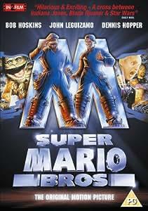 Super Mario Bros - The Original Motion Picture [DVD]