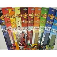 Juicy Jay's Thailändische Räucherstäbchen, in 10 verschiedenen fruchtigen Duftsorten, je 20 Stück preisvergleich bei billige-tabletten.eu