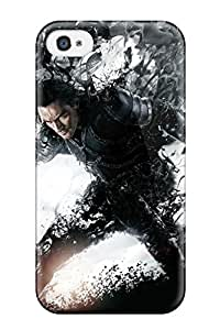 Anti-scratch And Shatterproof Dracula Untold Phone Case For Iphone 4/4s/ High Quality Tpu Case
