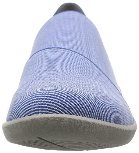 Scarpe Casual Clarks Sillian Firn Womens Tessuto Blu