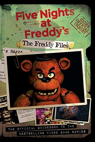 The Freddy Files (Five Nights at Freddy's) par Scott Cawthon