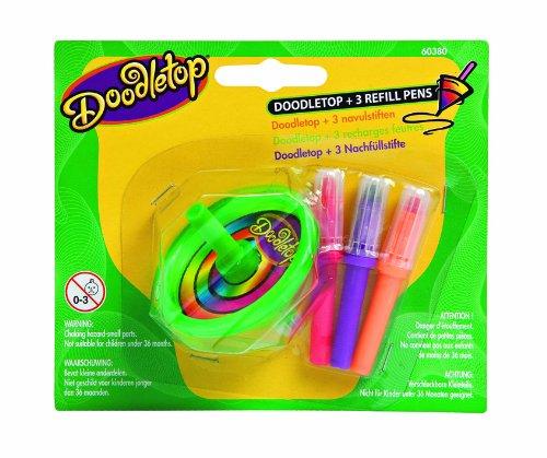 university-games-60380-loisir-creatif-doodle-top-toupie-3-recharges