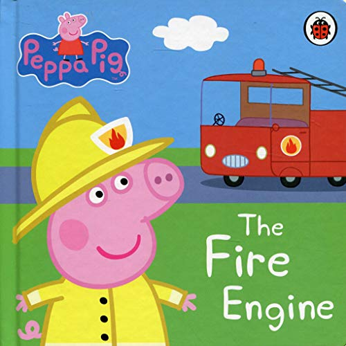 Peppa Pig: The Fire Engine: My First Storybook (Nick Peppa Jr Pig)