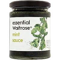 Salsa de menta esencial 275g Waitrose