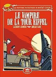 Les aventures fantastiques de Sacré-coeur : Le vampire de la tour Eiffel
