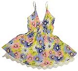 StyleMyKidz Girls' Dress (GDR113_6 Years...
