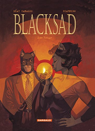 Blacksad (3) : Ame rouge