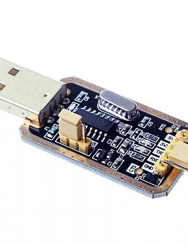 FAYM-usb ch340g TTL cavo di download stc / alla porta seriale aggiornamento modulo piatto