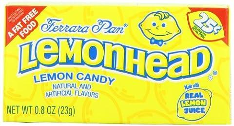 Ferrera Pan Lemonhead 23 g (Pack of 12)