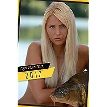 Carponizer erotischer Karpfenkalender 2017 - Angelkalender - erotic carp fishing calendar