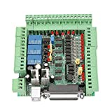 4Axis 5Axis 6Axis CNC-Schnittstelle Breakout Board 0-10VPWM CNC Graviermaschine Controller mit USB-Kabel Parallelkabel