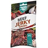 Best Body Nutrition Fit4Day Beef Jerky, 25g Beutel , BBQ (2er Pack)