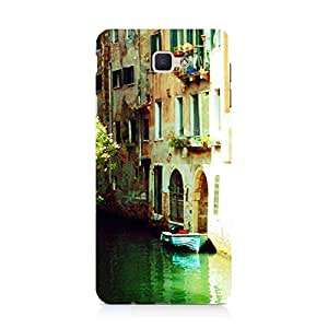 Hamee Designer Printed Hard Back Case Cover for Samsung Galaxy J5 Prime Design 9702