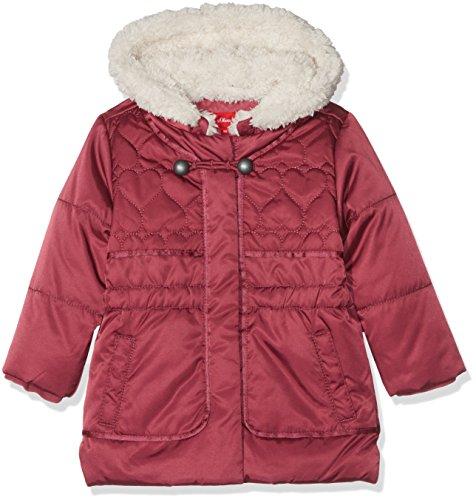 s.Oliver Baby-Mädchen 59.710.52.8002 Mantel, Rosa (Dark Pink 4602), 68 (Winter Mäntel Kinder Wetterfest)