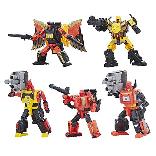 Transformers Generations Power of The Primes Titan Predaking
