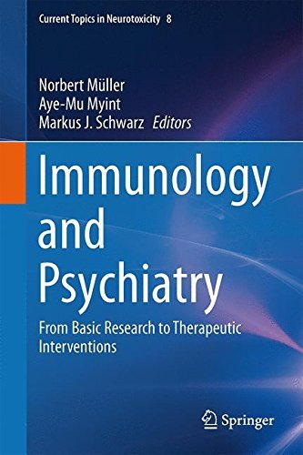 Immunology and Psychiatry: From Basic Research to Therapeutic Interventions (Current Topics in Neurotoxicity) (2015-04-20) par unknown author